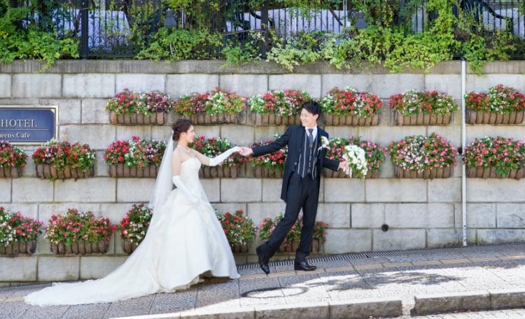 道後山の手ホテル Hotel Wedding